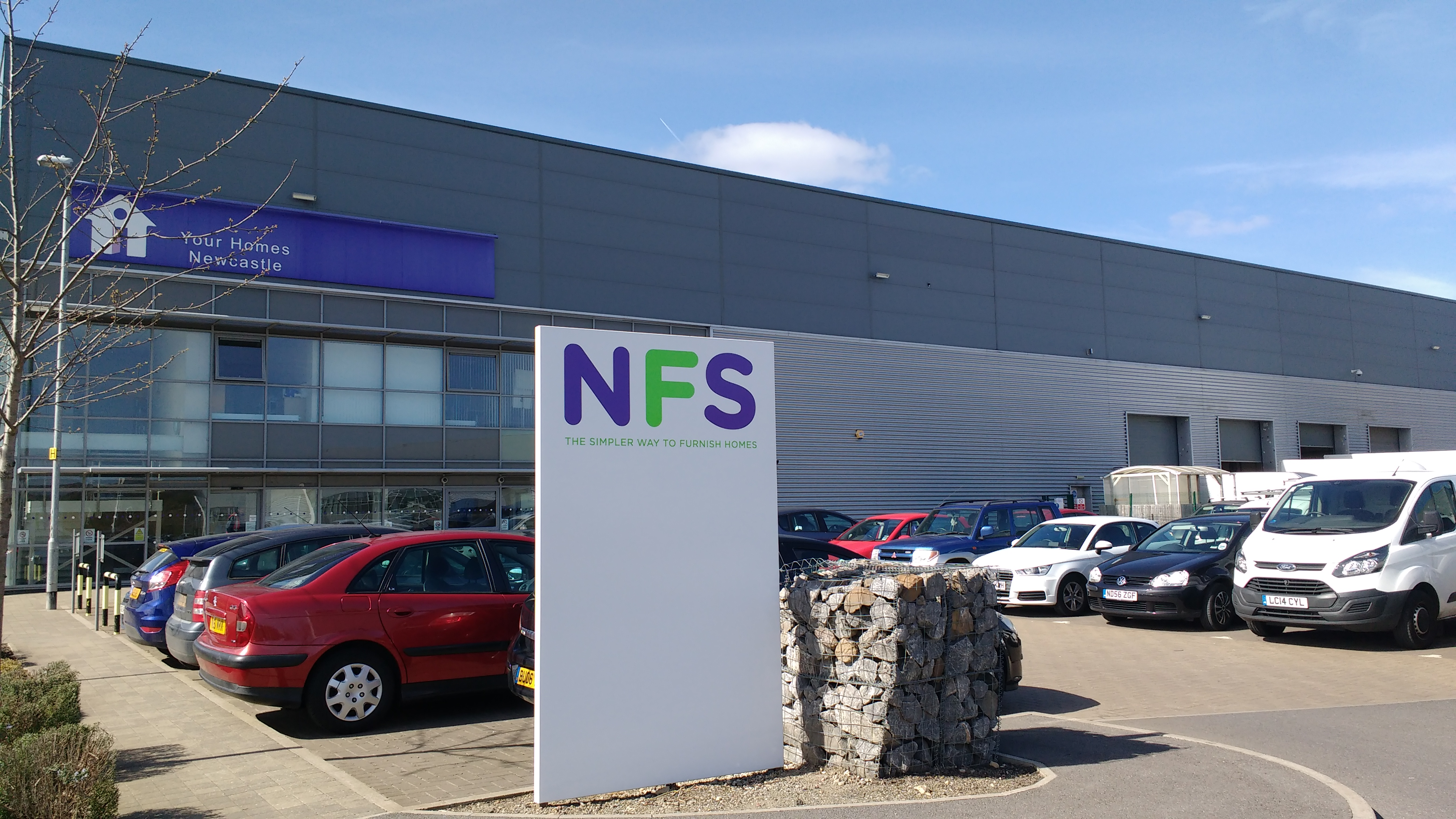 Welcome to NFS s new website  we have built the site to give as much  information as we can to both tenants and housing providers  We will also  bring you up. New website launch   Newcastle Furniture Service