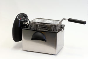 Deep Fat Fryer (open)