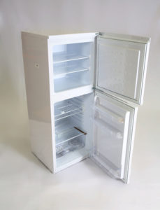 Fridge Freezer (open)